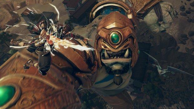 Extinction: Neues Spiel der Killer-Instinct-Macher haut ordentlich auf den Putz
