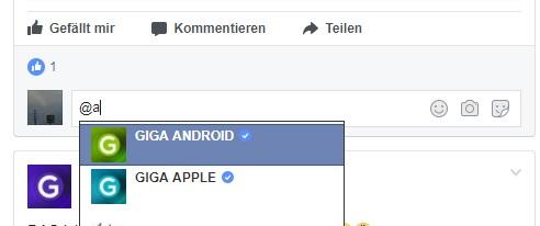 Facebook profilbild nur ich anklicken