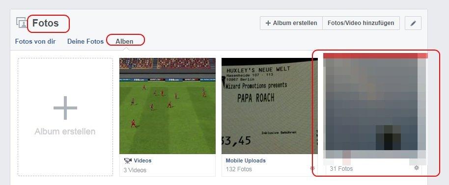 Facebook: Profilbild löschen - so klappts