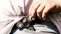 EU nimmt Fidget Spinner-Modell vom Markt