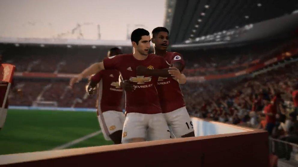 FIFA 18 Tore Schießen