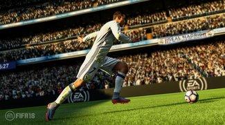 FIFA 18: Spielerwerte der besten Profis