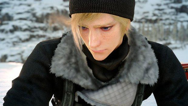Final Fantasy XV: Neuer Trailer und Gameplay zur Episode Prompto