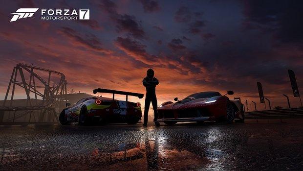 Forza Motorsport 7: Systemanforderungen zur Rennspielperle