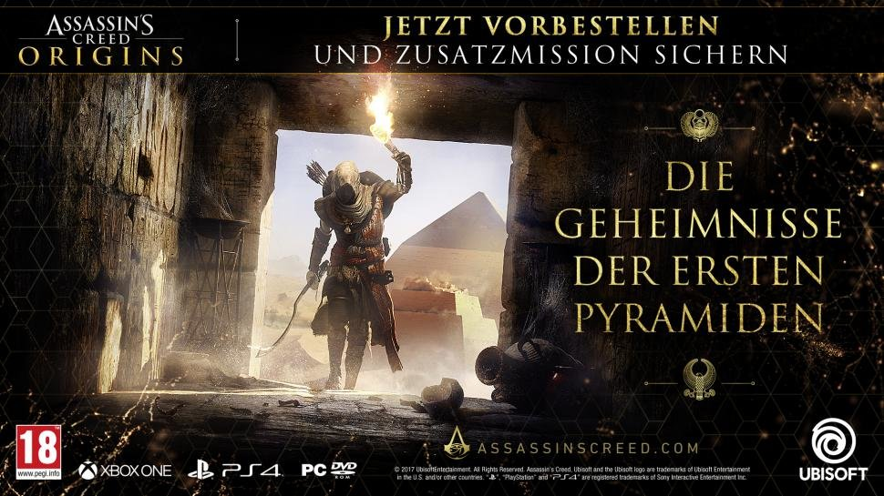 Assassins Creed Origins Editionen
