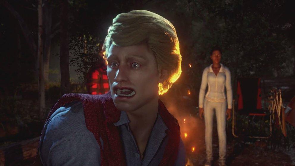 Der wahre Horror: Die Gesichter der Spielfiguren.