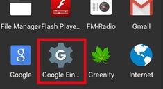 """Wo finde ich die """"Google Einstellungen""""-App? – Einfach erklärt"""