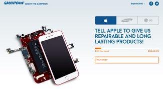 Greenpeace und iFixit kritisieren IT-Hersteller: Hardware soll wieder reparierbar werden