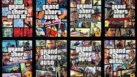GTA-Spiele: Die große GTA-Historie in der Bilderstrecke