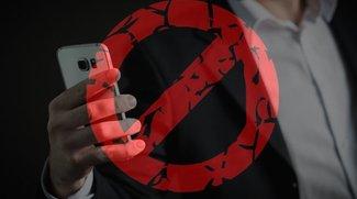 Handyverbot am Arbeitsplatz – Was darf ich?