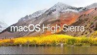 macOS High Sierra: Massive Sicherheitslücke ermöglicht Passwort-Klau