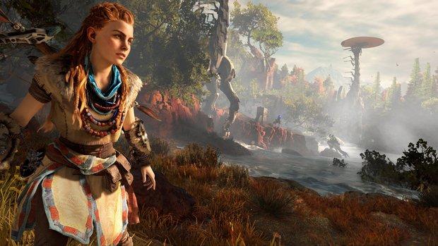Microsoft: Horizon-Zero-Dawn-ähnlicher Titel geplant