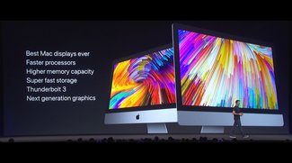 iMac, MacBook und MacBook Pro ab sofort mit Kaby-Lake-Chips