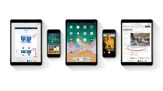 iOS 11 und tvOS 11 Beta 2: Kleines Update für ausgewählte Geräte