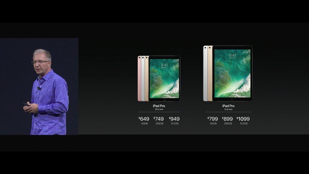 iPad Pro Preise