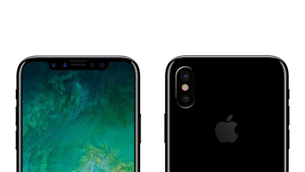 iPhone 8: HomePod-Firmware bestätigt Design und Gesichtserkennungs-Feature