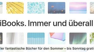 Bücher für den Sommer: Apple verschenkt vier Romane im iBookstore