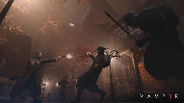 Vampyr: Gameplay-Material mit neuen Details