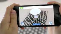 ARKit-App von Ikea: Virtuelle Möbel lassen sich millimetergenau platzieren