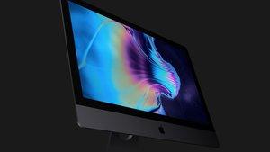 iMac Pro könnte speziellen Diebstahlschutz aus dem iPhone bekommen