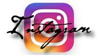 Instagram-Schriftarten: Instagram-Font-Apps und -Webseiten