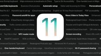 Release-Termin: Wann erscheinen iOS 11 und macOS High Sierra?