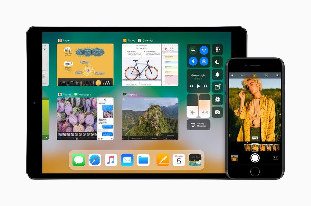 Apple veröffentlicht Beta 2 von iOS 11