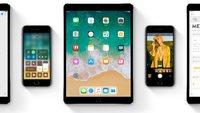 Beta 6 von iOS 11 und macOS High Sierra kann geladen werden