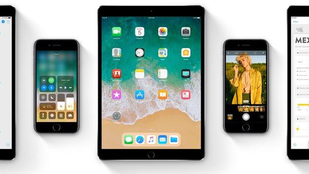 iOS 11, macOS High Sierra und watchOS 4: Beta 8 steht zum Download bereit (Update)