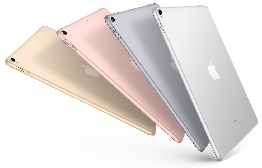 Das neue iPad Pro 2017 (Quelle: Apple)