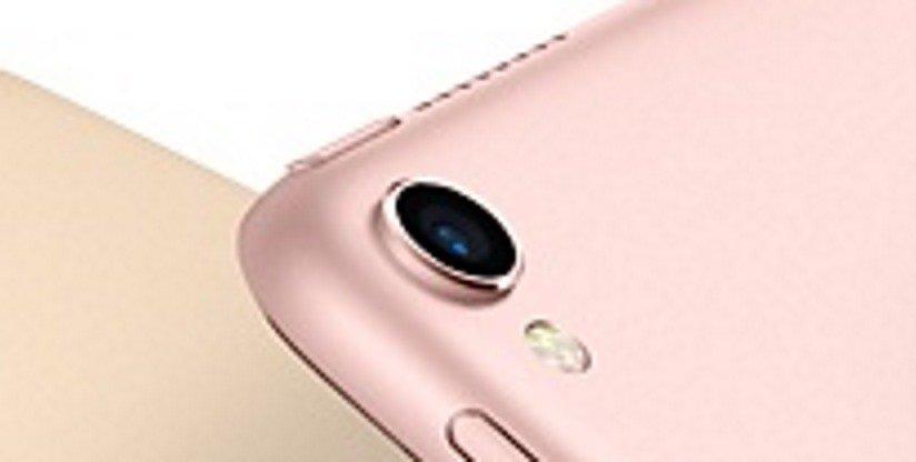 In der Vergrößerung: Die Kamera-Ausbuchtung des iPad Pro scheint die Gehäusefarbe exakt zu treffen und der Übergang wirkt weich (Quelle: Hersteller)