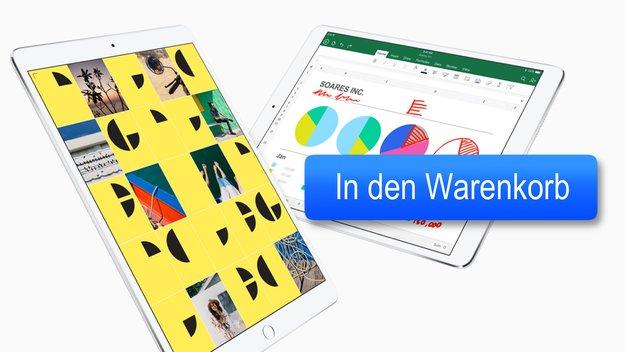 iPad Pro kaufen: 10,5-Zoll-Modell bereits vorbestellbar