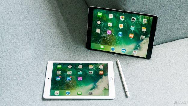 Zwei neue iPads in Planung: Kommt endlich das randlose Display?