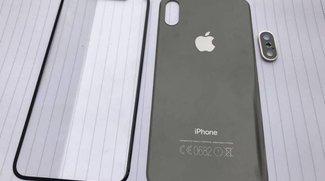 iPhone 8 und iPhone 7s: Erstmals Fotos von Glasgehäuse aufgetaucht