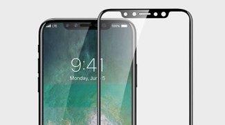 iPhone 8: Schutzplatte bestätigt Design des randlosen Displays
