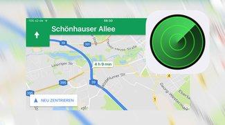 Lokalisierung in iOS 11: Das bedeuten die Pfeile, das ändert sich