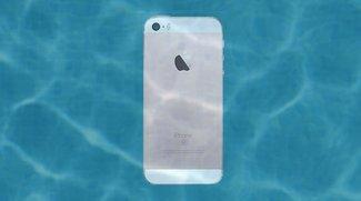 Frage: Ist das iPhone SE eigentlich wasserdicht?