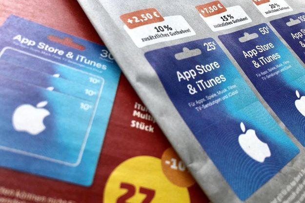 iTunes-Karten mit Rabatt im Juni 2019: Jetzt bis zu 20 Prozent Bonusguthaben
