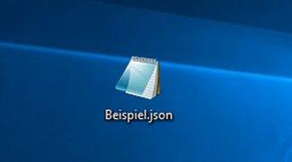 Was ist eine JSON-Datei? Wie öffnen?
