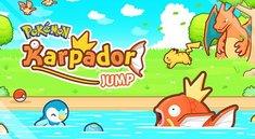 Pokémon - Karpador Jump!: Alle Helfer-Pokémon freischalten