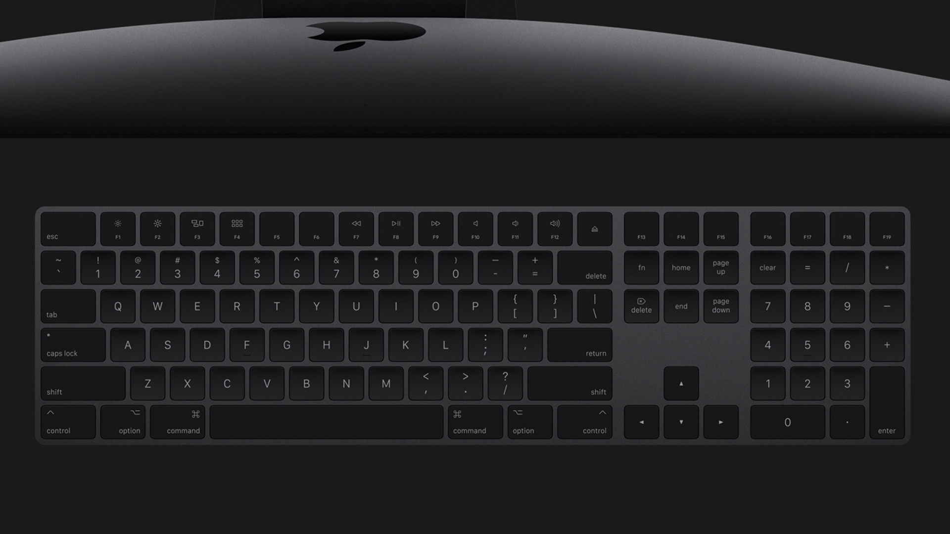 Magic Keyboard mit Ziffernblock und weiteres neues Zubehör verfügbar
