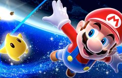 Super Mario Galaxy, Wii und Co...