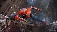 Spider-Man: Sony erhofft durch den Exklusivtitel einen nächsten PS4-Meilenstein
