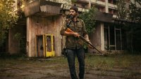 The Last of Us: Cosplayer macht Bilder in Tschernobyl