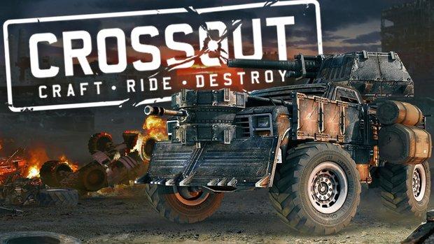 Crossout: Was braucht ein gutes Free-to-play-Action-Spiel?