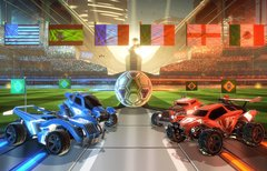 Rocket League: Autoballspiel...