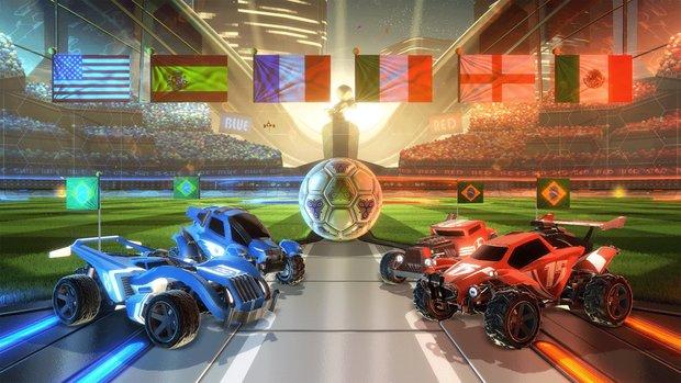 Rocket League: Autoballspiel läuft bald im Fernsehen