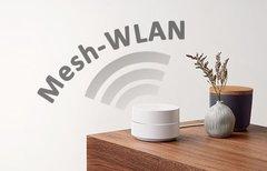 Was ist ein Mesh-WLAN (Google...