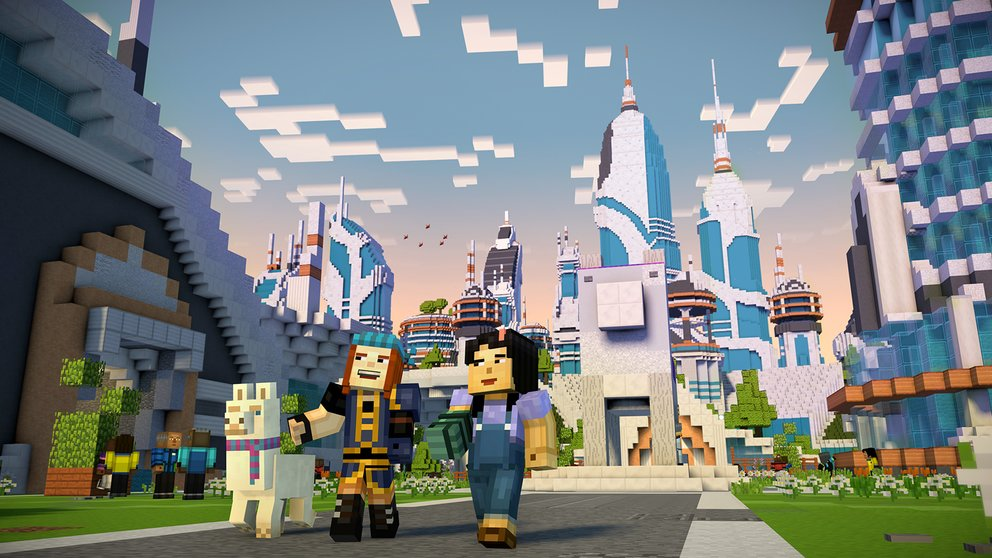 Netflix goes Gaming: Minecraft-Ableger von Telltale macht den Start
