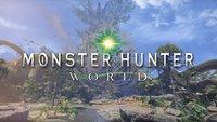 Monster Hunter World: Capcom zeigt erstes öffentliches Gameplay